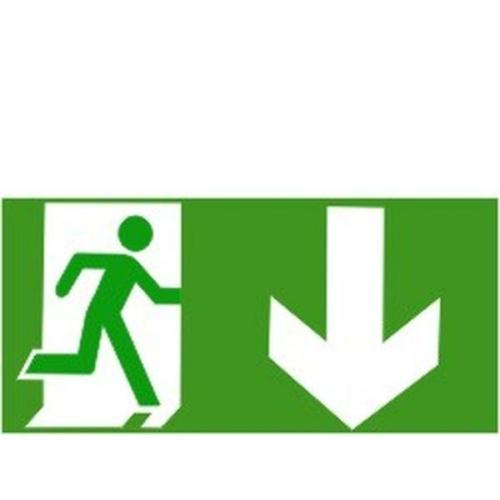 Menekülési út jobbra le