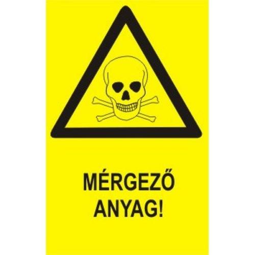 Mérgező anyag!