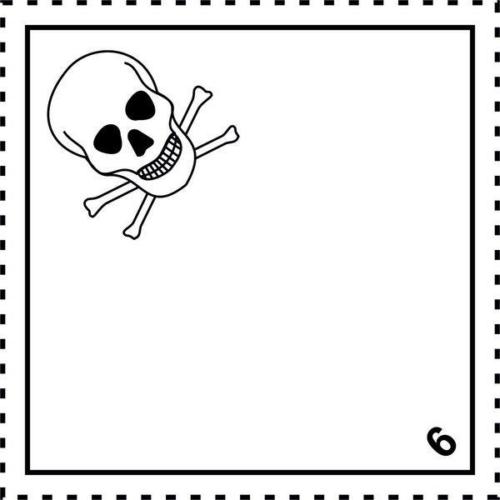 Mérgező anyagok 6 osztály