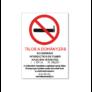 Kép 1/2 - Dohányozni tilos!