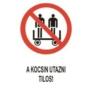 Kép 1/4 - A kocsin utazni tilos!