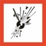 Kép 1/2 - Robbanóanyag,tűz,robbanásveszély