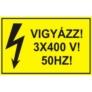 Kép 6/6 - Vigyázz!3*400V!50 Hz